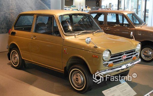 Honda N360