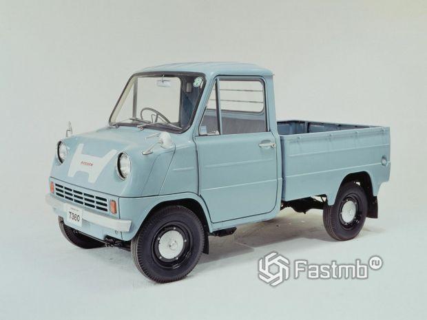 Honda T360, 1962