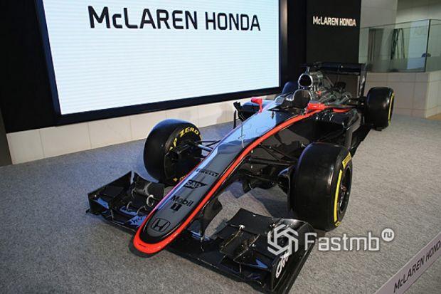 гоночный автомобиль Хонда