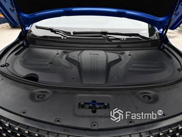 Бензиновый двигатель Dongfeng 580 Pro