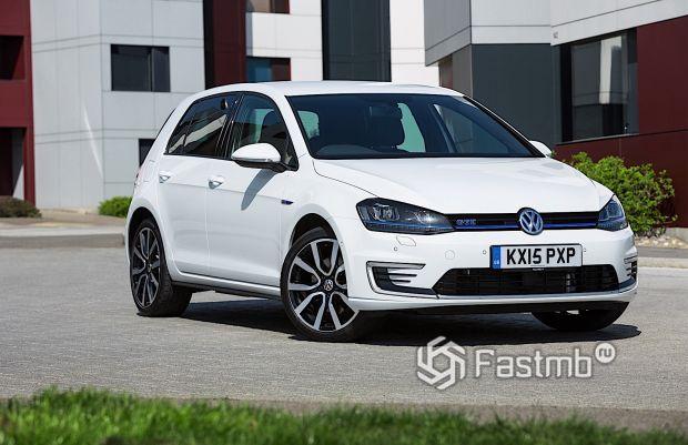 Конкурент Skoda Scala, новый Volkswagen Golf VII