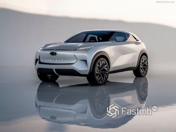 Обзор Infiniti QX Inspiration Concept 2019