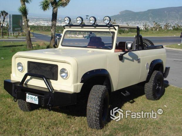 Самые интересные автомобили Мексики: ТОП-3