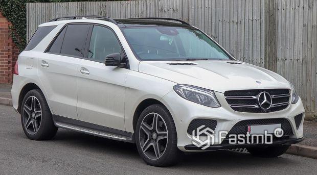 Mercedes-Benz M-klass