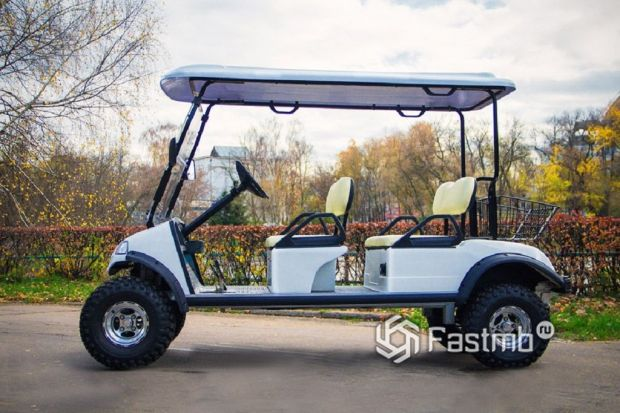 GolfCar С-FEE Jumbo (Таиланд)