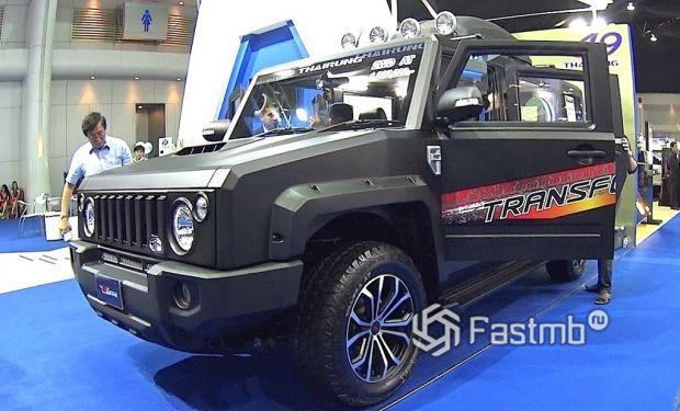 ThaiRung Transformer (Таиланд)