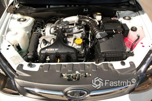 мотор Lada Kalina NFR