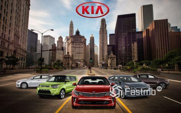 История появления Kia и Daewoo