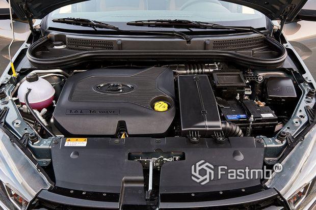 мотор Lada Vesta SW