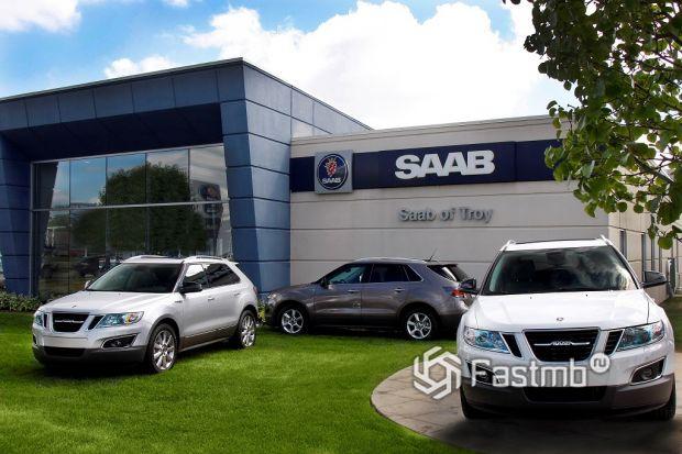 Интересные новые модели Saab: ТОП-5