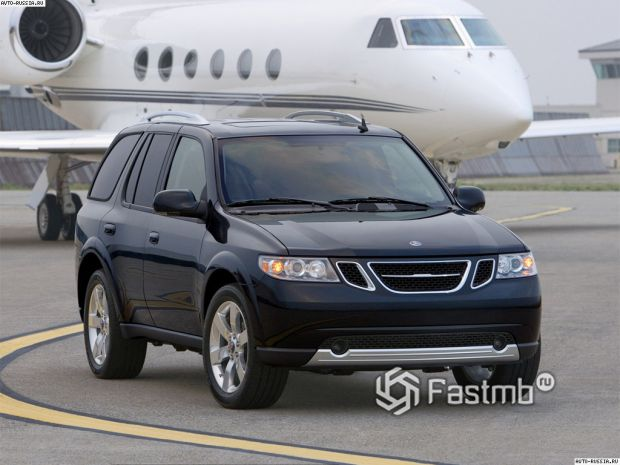 Saab 9-7X Внедорожник