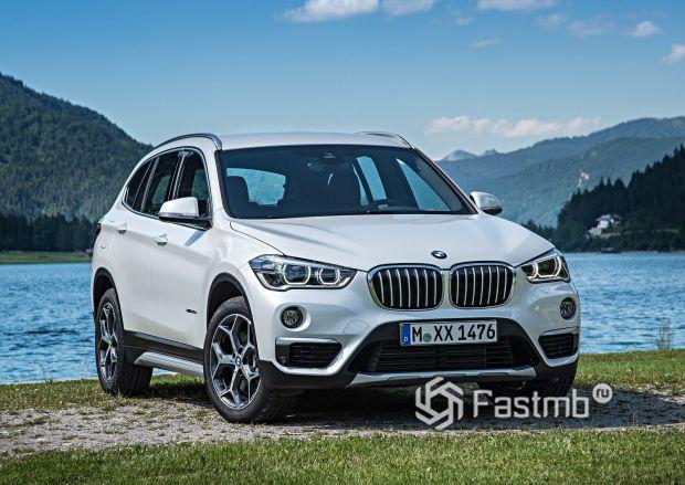Кроссовер BMW X1 2016-2019