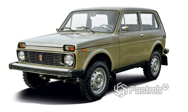 ВАЗ-2121 («Нива»)