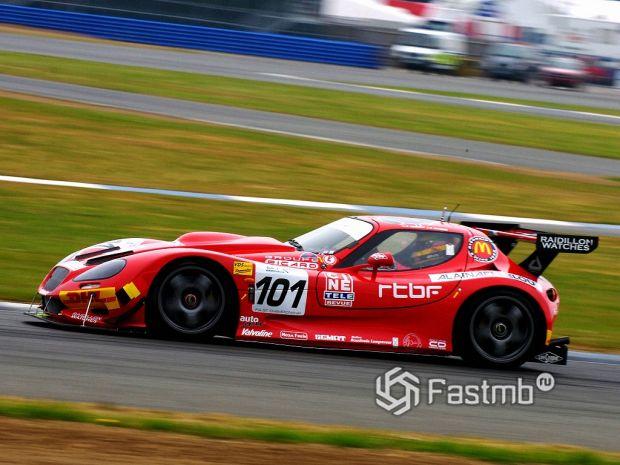 Gillet Vertigo 5 GT2 Race