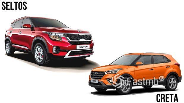 Kia Tusker против Hyundai Creta — что лучше?