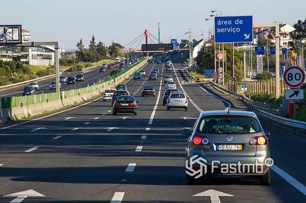Аренда автомобиля в Португалии: цены и особенности