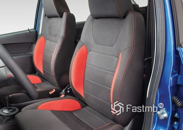 Передние сиденья Lada Granta Drive Active