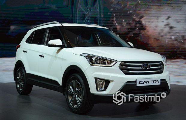 Кроссовер Hyundai Creta