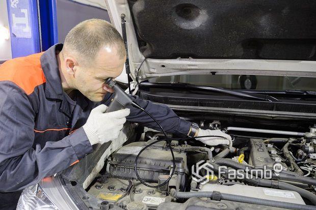 Как проверять автомобиль от мотосалонов