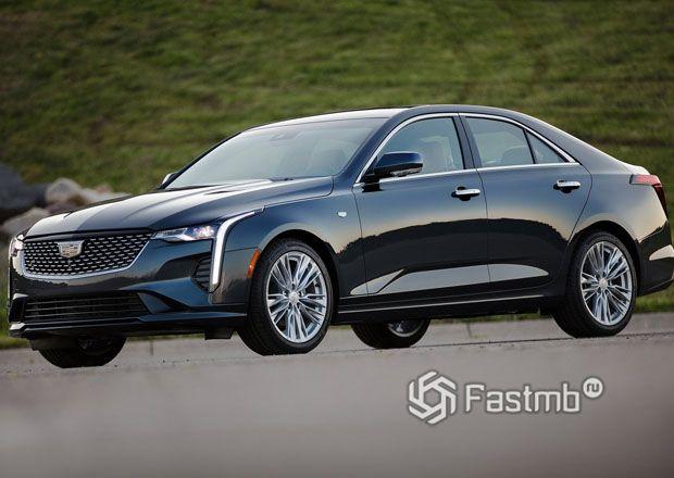 Седан Cadillac CT4 2020