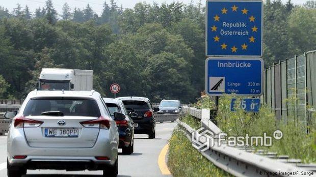 Австрия, аренда автомобилей