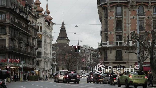 Швейцария, аренда автомобилей