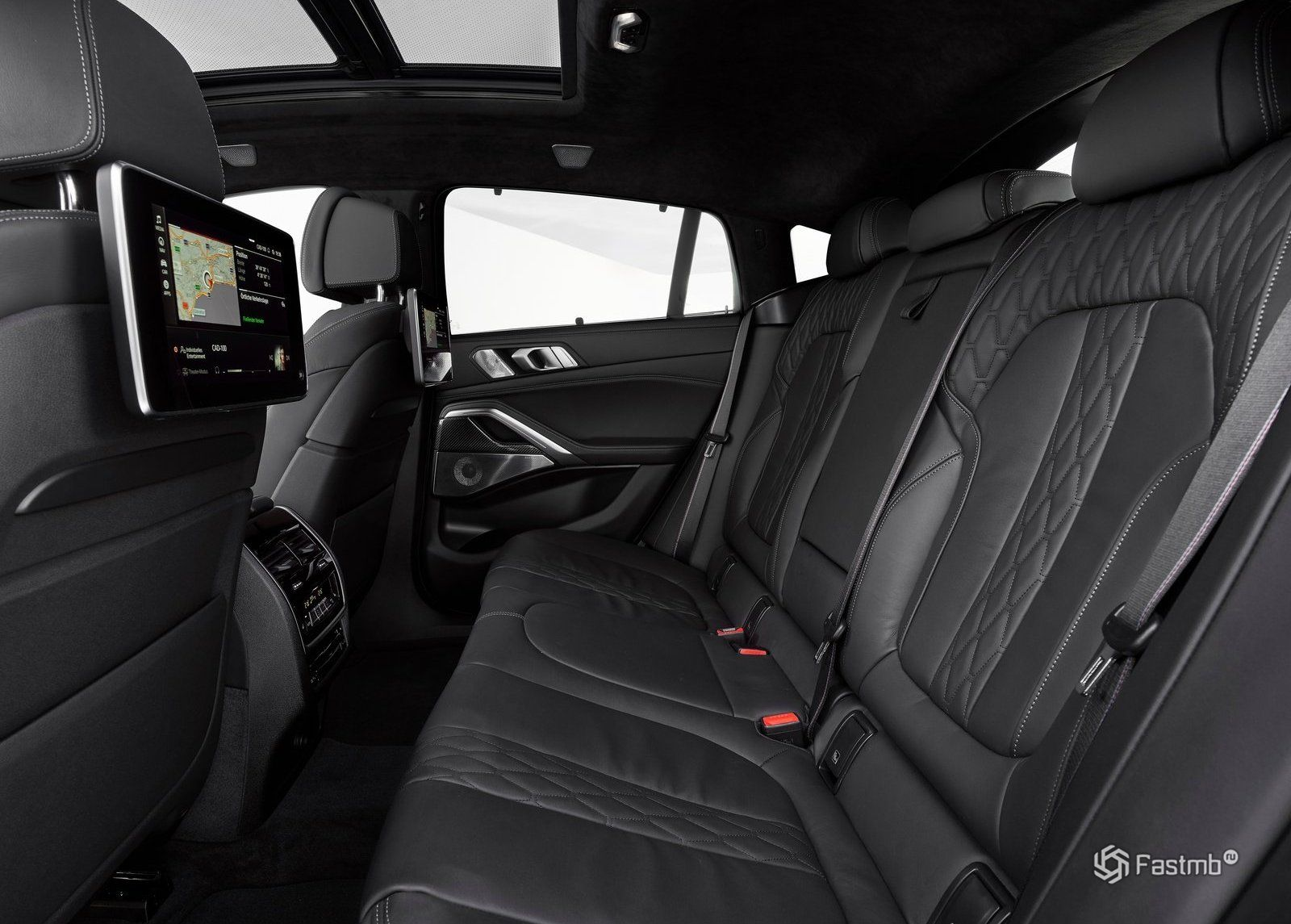 БМВ Х6 G06 2019-2020: характеристики, цена, фото и видео-обзор