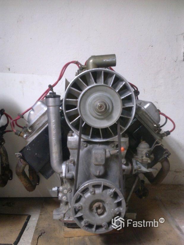 Мотор МеМЗ-969А