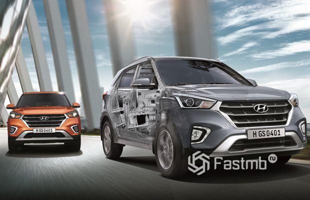 Обновленная Hyundai Creta уже в Украине