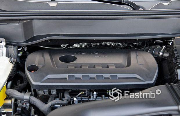 Бензиновый двигатель Haval F7 2019