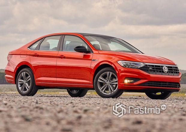 Новая Volkswagen Jetta 2019