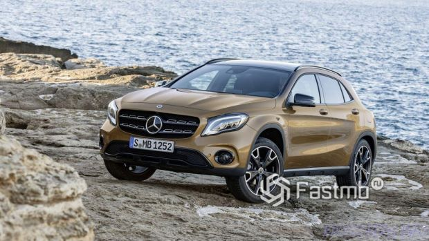 Mercedes GLA-класса