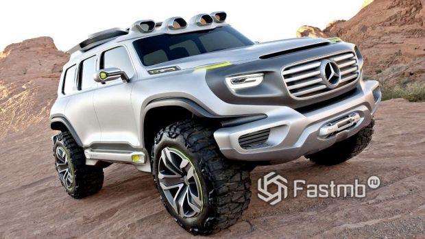 MercedesBenzG-class