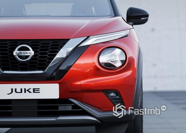 Новое поколение Nissan Juke 2020