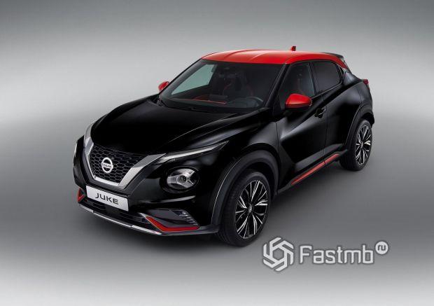 Лимитированная версия Nissan Juke Premiere Edition