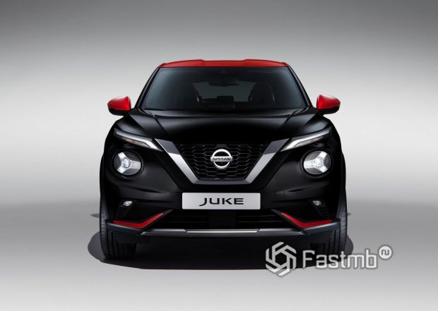 Новый Nissan Juke Premiere Edition