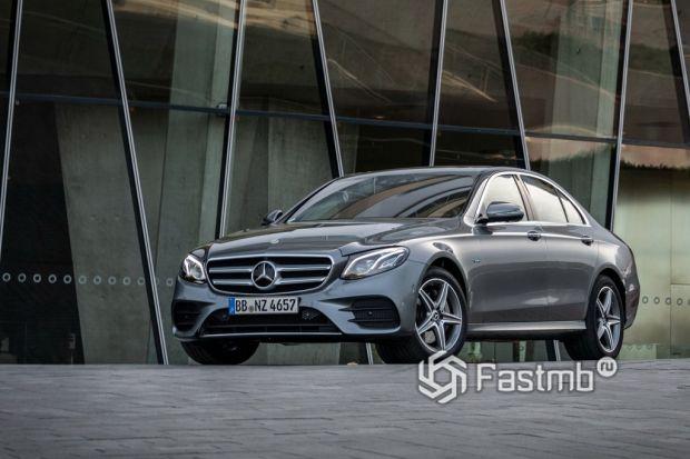 Mercedes-Benz Plug-in Hybrid (W213)