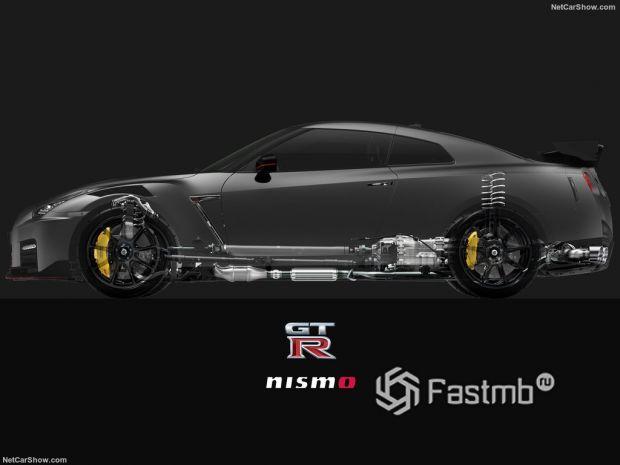 Nissan GT-R Nismo 2020, технические характеристики