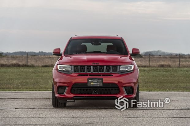 Hennessey Jeep Grand Cherokee