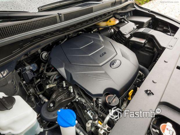 Kia Sedona 2019, двигатель