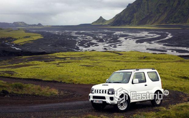 Исландия, аренда автомобилей
