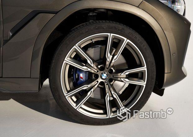 Колесные диски нового БМВ Х6 2020