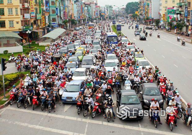 Вьетнам, аренда авто