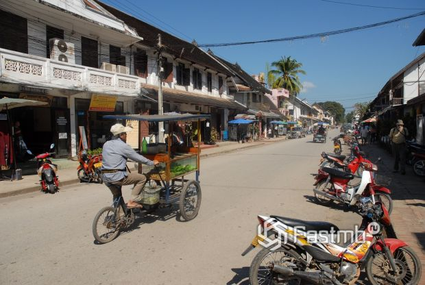 Лаос, аренда авто