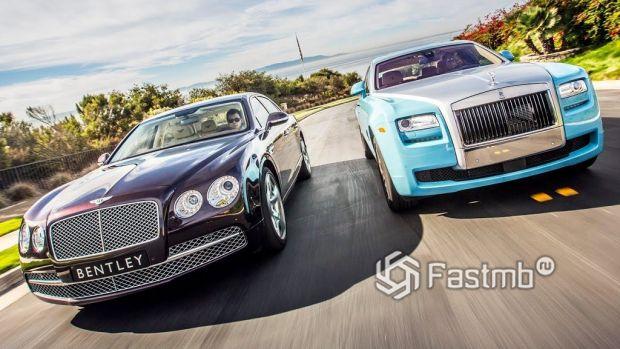 Rolls-Royce vs Bentley