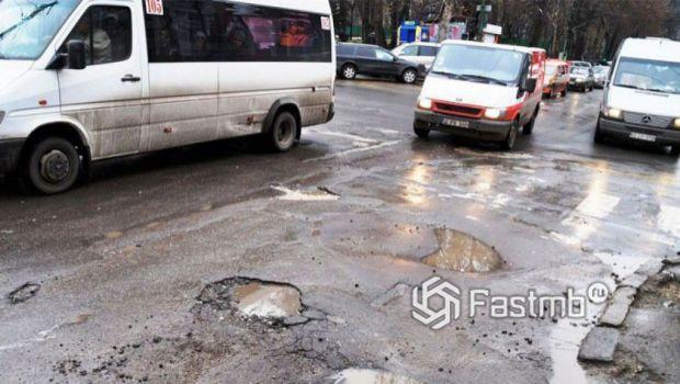 Молдова, автомобильное движение