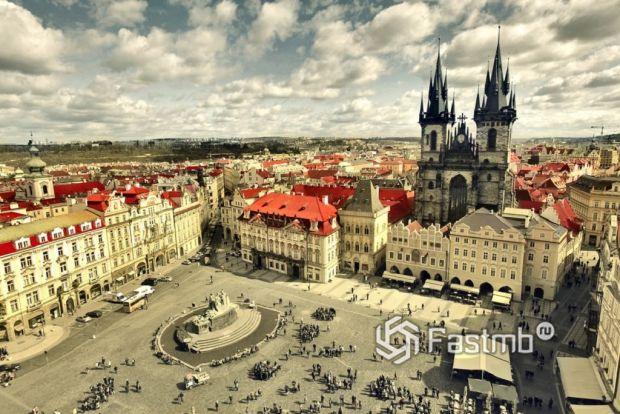 Чехия, автомобильное движение