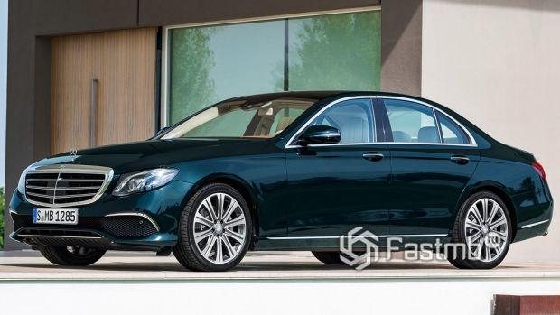 Mercedes Е-класса