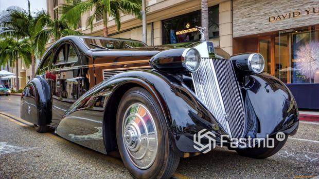 Rolls Royce Phantom I