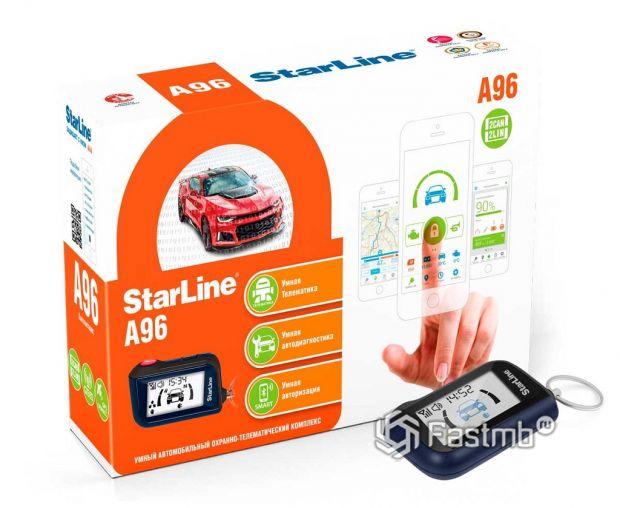 StarLine E96 BT GSM/GPS